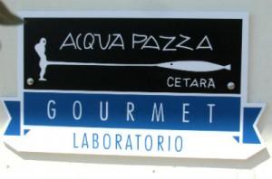 Laboratorio Acquapazza Gourmet
