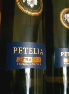 Petelia Ceraudo vino bianco calabrese