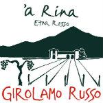 Etichetta Etna Doc Rosso 'A Rina
