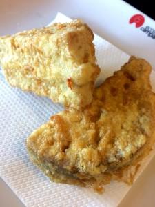 mozzarella in carozza Timpani e Tempura
