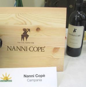 Nanni Cope' il vino
