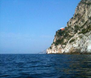 costiera Amalfitana Capo d'orso e il suo faro