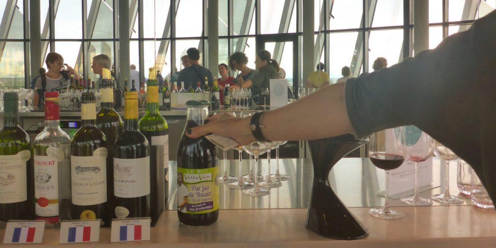 Citè du vin Bordeaux